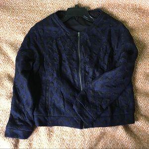 NWOT Moth bomber jacket
